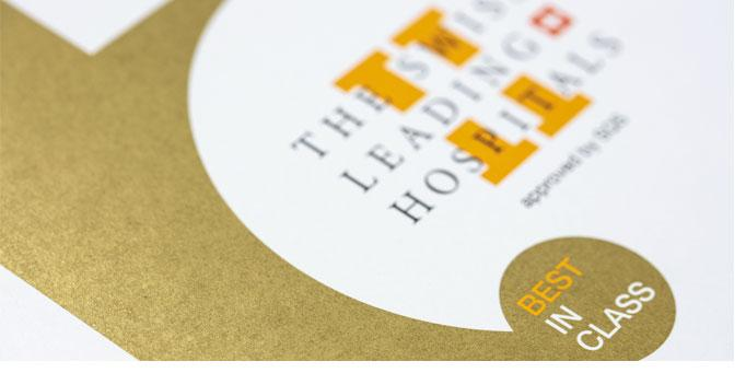The Swiss Leading Hospitals (SLH) - branding